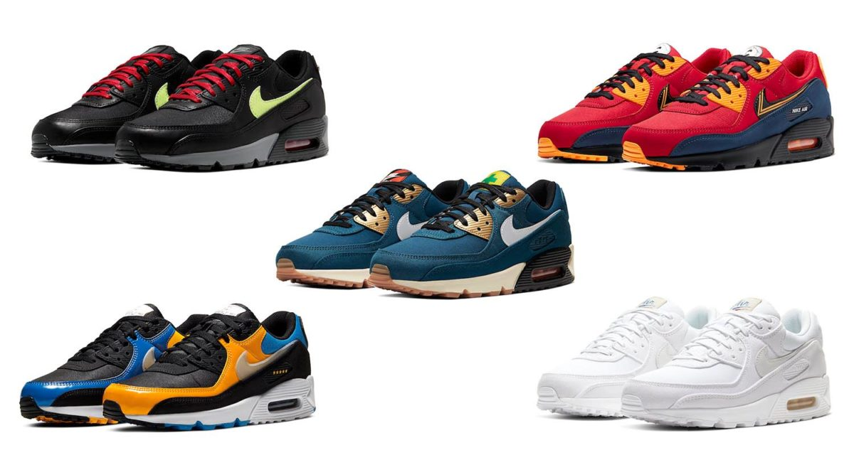 Official Look Nike Air Max 90