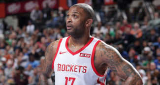 PJ Tucker Talks his Relationship with Kobe, the Shoes He's Searching For & More