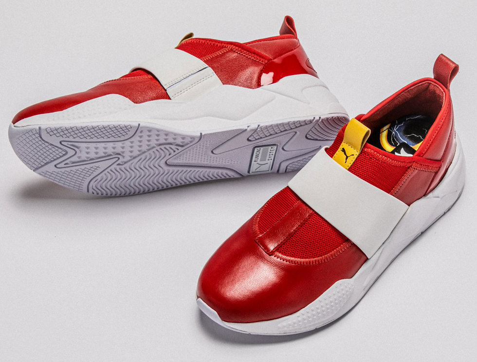 The Shoe Surgeon And Puma Bring Sonic The Hedgehog To Life Nice Kicks