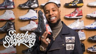 "Tory Lanez Discusses Toronto's Sneaker Culture & Stocking up On the Air Jordan 6 ""Infrared"""