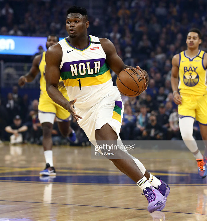 Peluquero matraz Chelín  Zion Williamson Sneakers 2019-20 | Nice Kicks