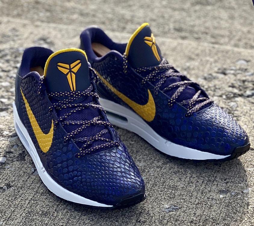 Custom Nike Mamba Air Max 1 is the Perfect Hybrid   Nice Kicks