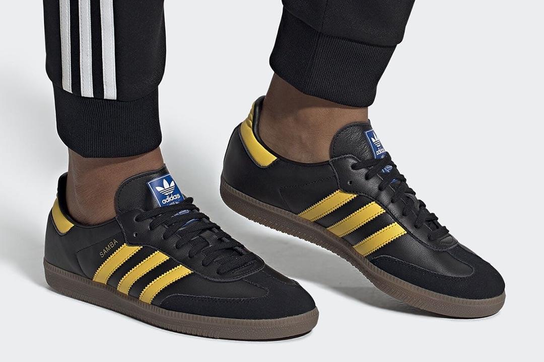 Upcoming adidas Samba OG is Springtime