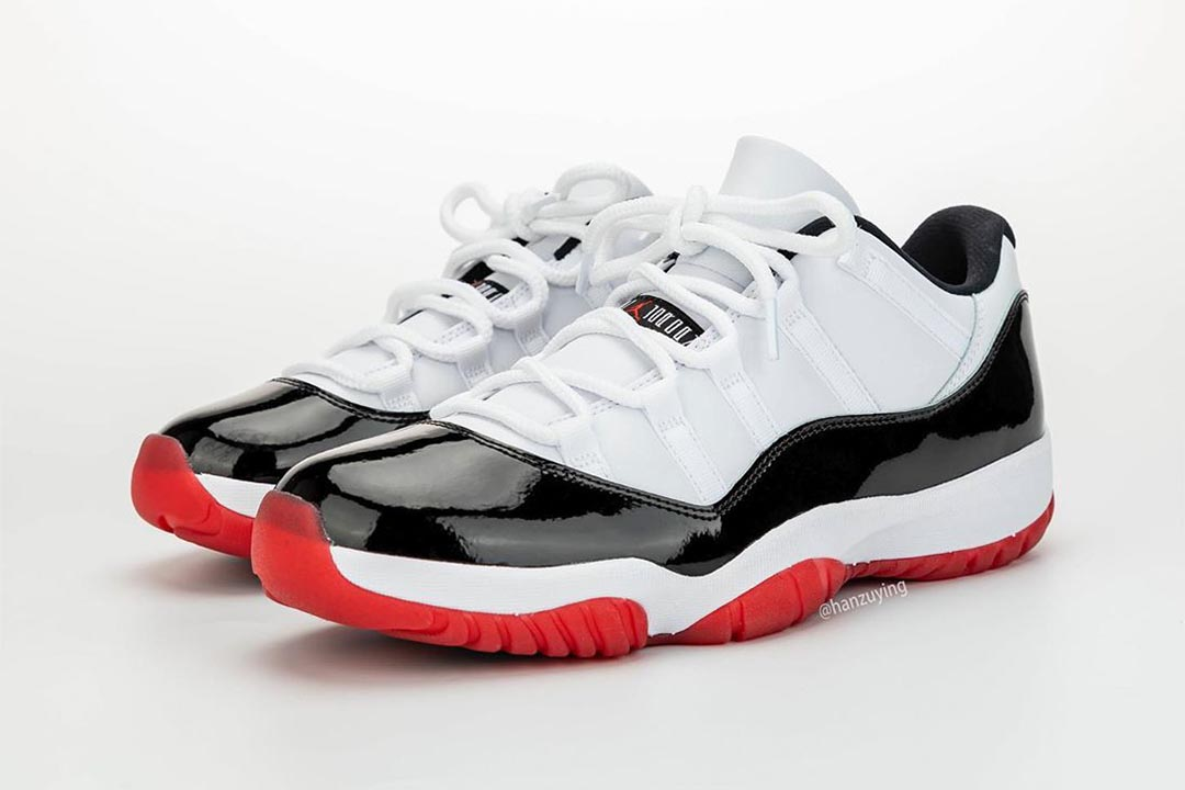 air-jordan-11-retro-low-white-bred-black-university-red-AV2187-160-release-date-10