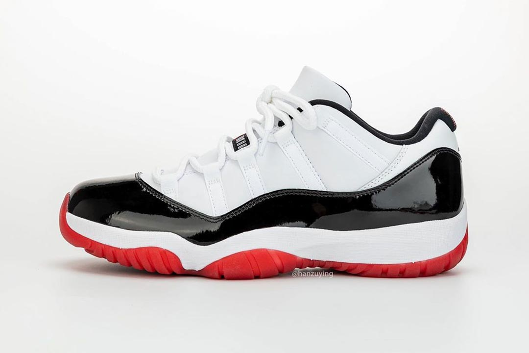 air-jordan-11-retro-low-white-bred-black-university-red-AV2187-160-release-date-11