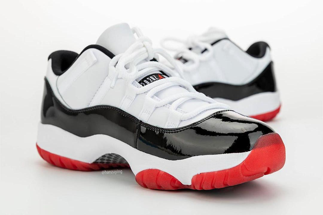 air-jordan-11-retro-low-white-bred-black-university-red-AV2187-160-release-date-15