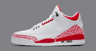 First Look // Olympic Games Inspired Air Jordan 3 Set for Summer