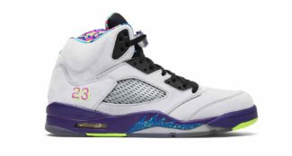 "An Alternate White Air Jordan 5 ""Bel-Air"" is Set To Release This Summer"
