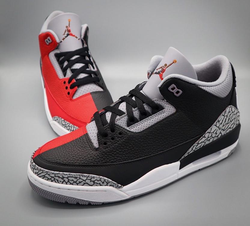 Custom Air Jordan 3 Pays Homage to