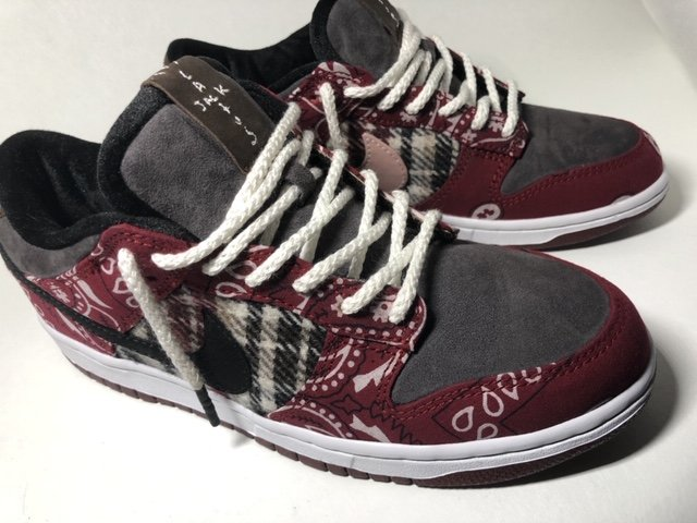 Custom Travis Scott x Nike SB Dunk Low