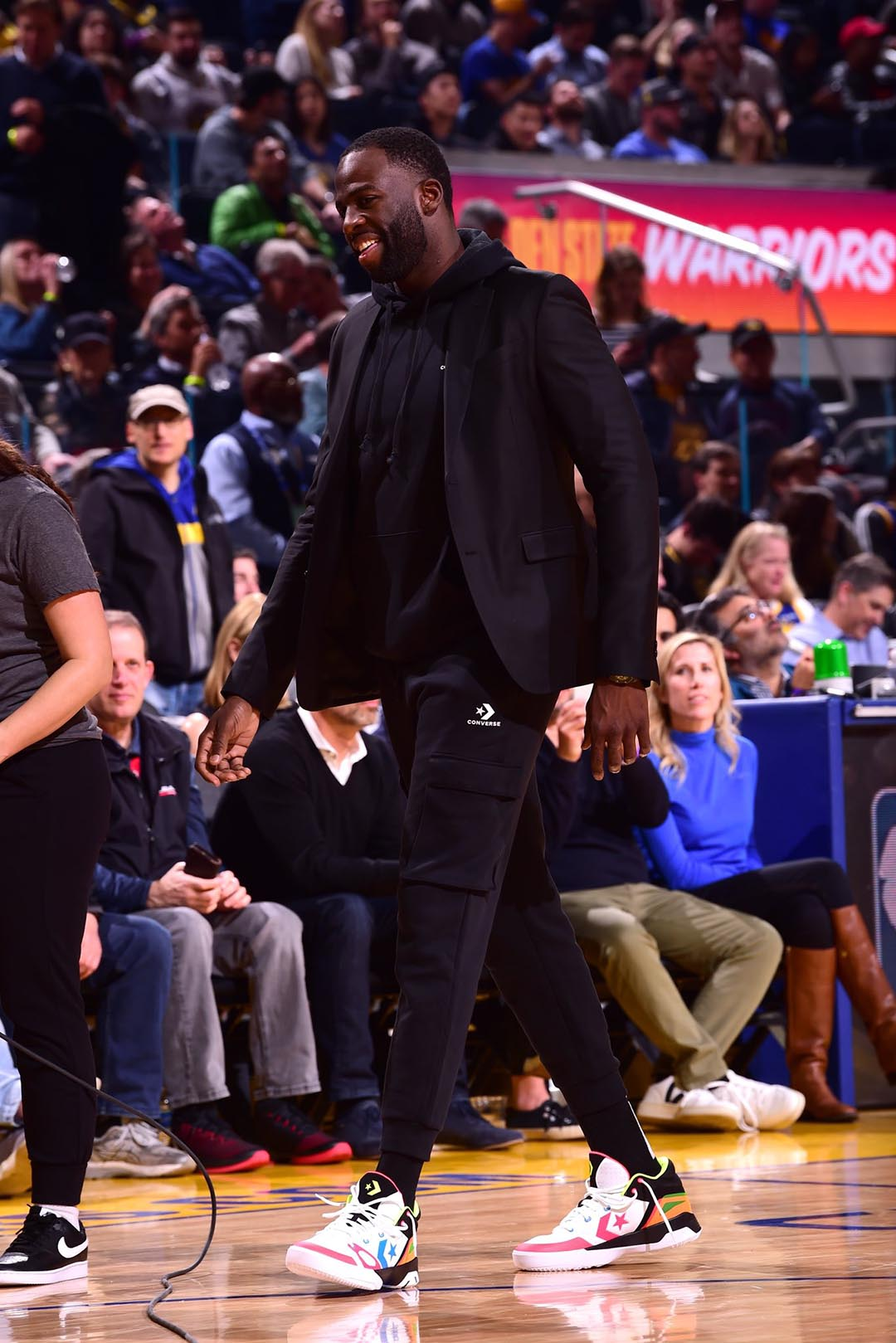 Draymond Green Officially Signs with Converse and Debuts The ...