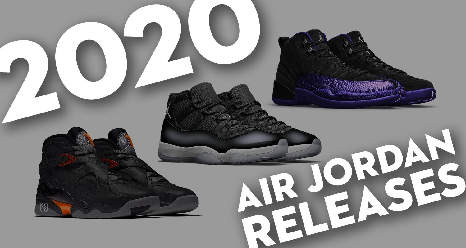 the new jordans just came out today