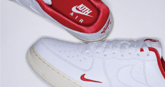 The Kith x Nike Air Force 1 Low Releases This Weekend