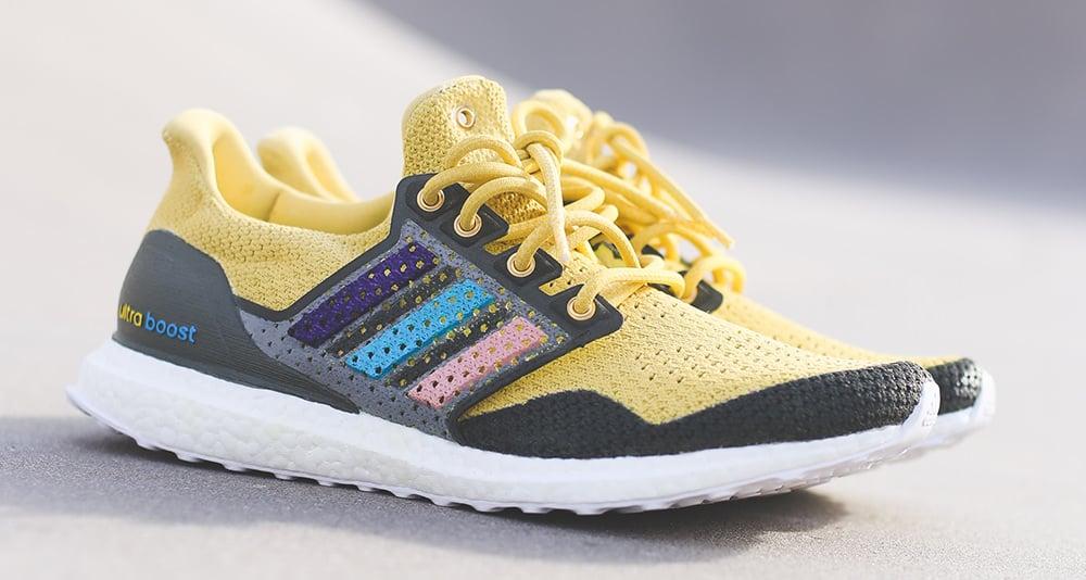 Custom adidas UltraBoost Gets the