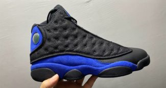"First Look // Air Jordan 13 ""Hyper Royal"""