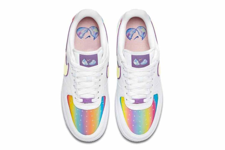 """Nike Air Force 1 Low """"Easter 2020"""" CW0367-100 Release Date 