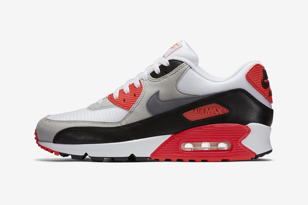 The Nike Air Max 90 Infrared Is Coming This Holiday Season Nice Kicks