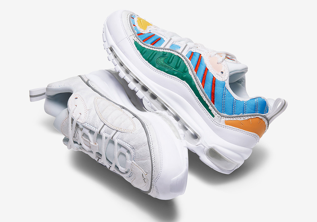 Customize Your Own Nike Air Max 98