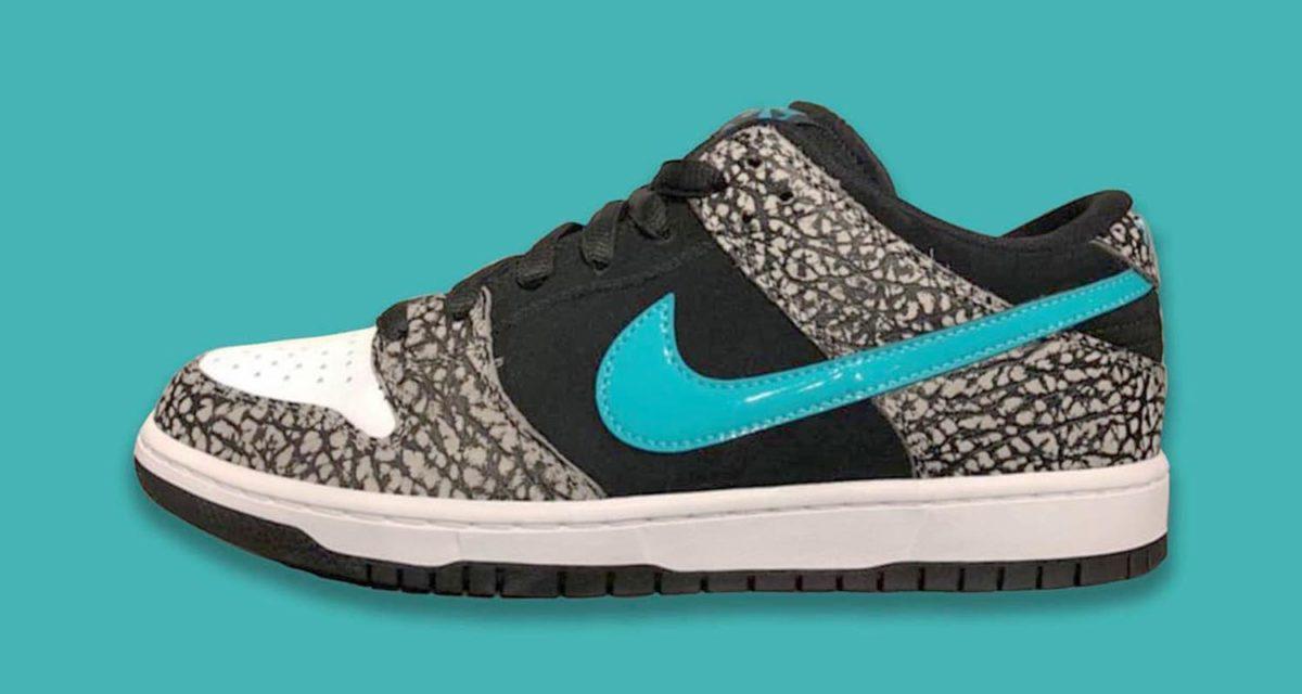 The Nike SB Dunk Low \
