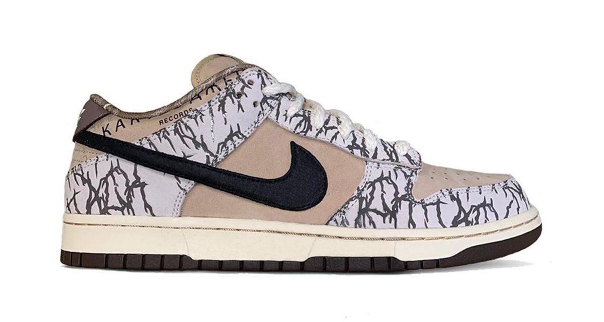 Nike travis scott