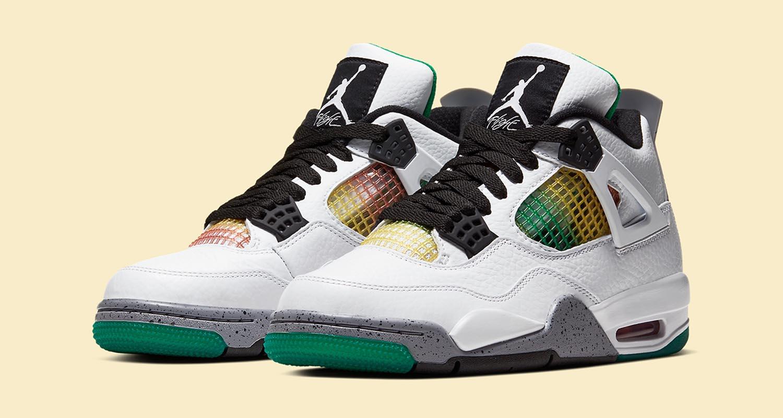 air jordan 4 sneakers