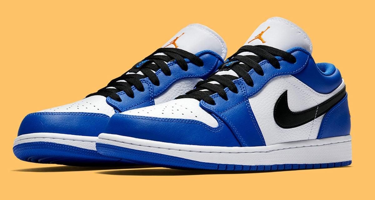 Air Jordan 1 Low 553558 401 Release Date Nice Kicks