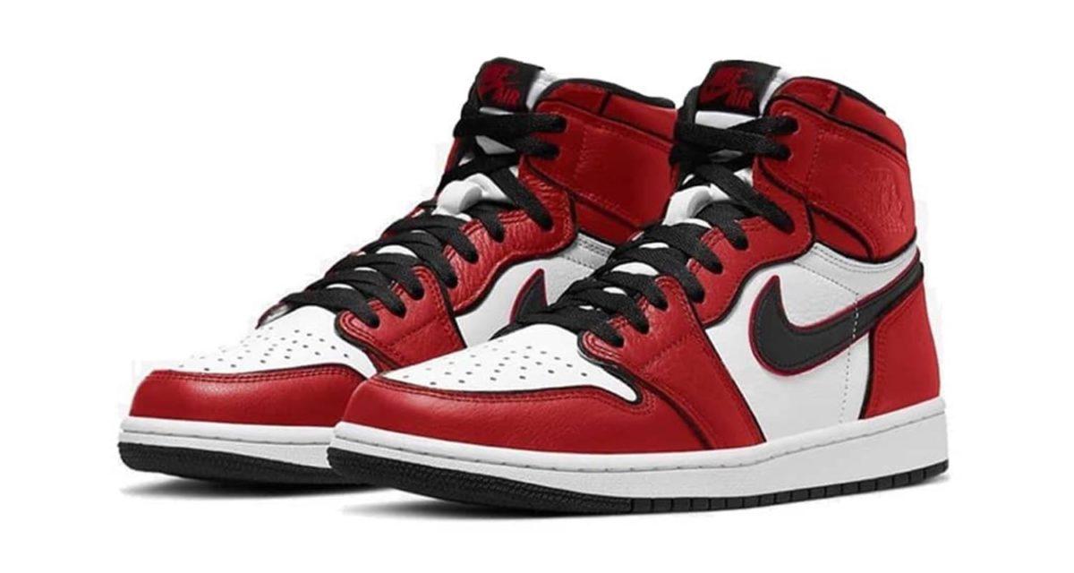 "Air Jordan 1 Retro Hi OG ""Bloodline 2.0"""