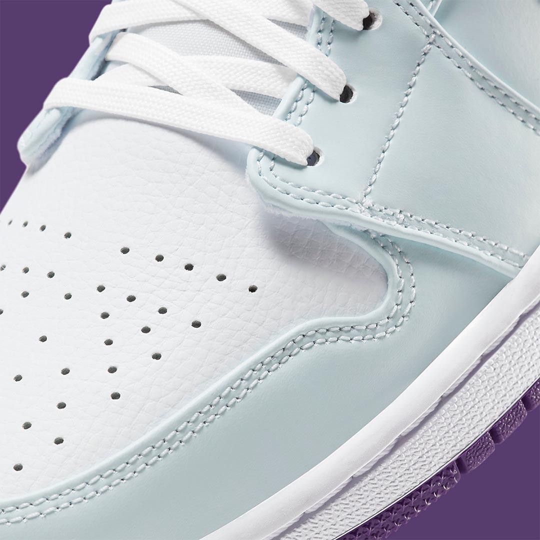 "Air Jordan 1 Retro Mid SE ""Nike Hoops"" CW5853-100"