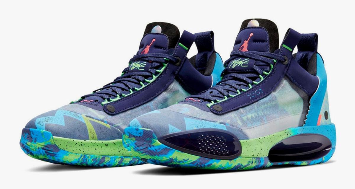 Air Jordan 34 Low \