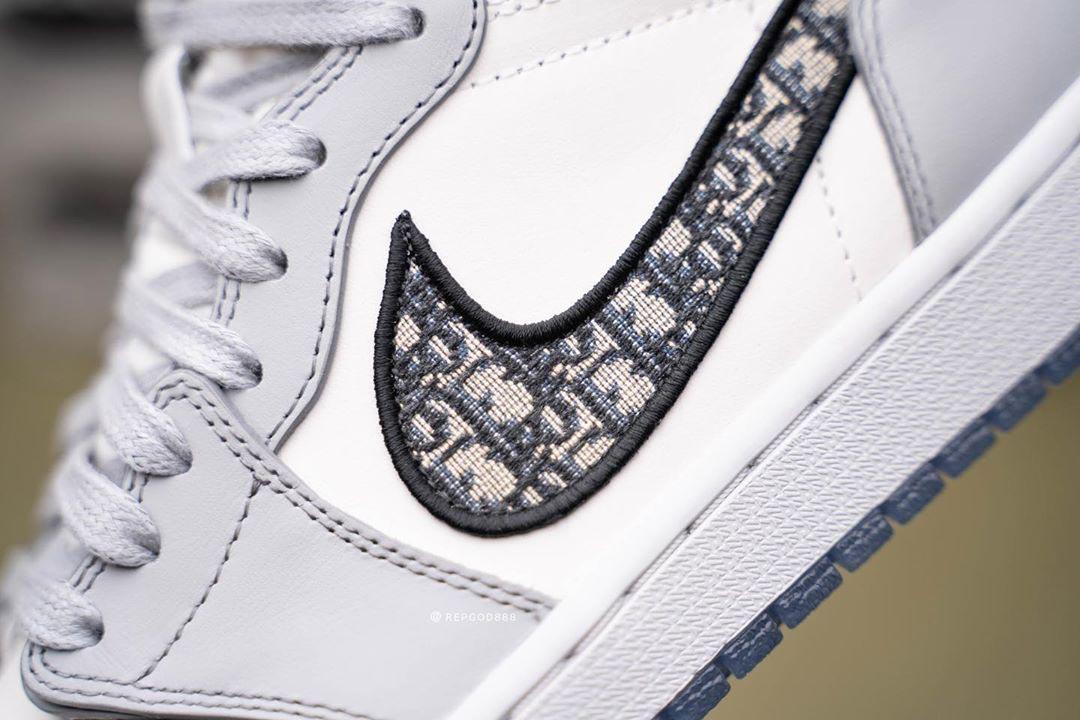 Dior x Air Jordan 1 Hi CN8607-002