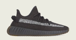 "The adidas Yeezy Boost 350 V2 ""Cinder Reflective"" is Coming this Spring"