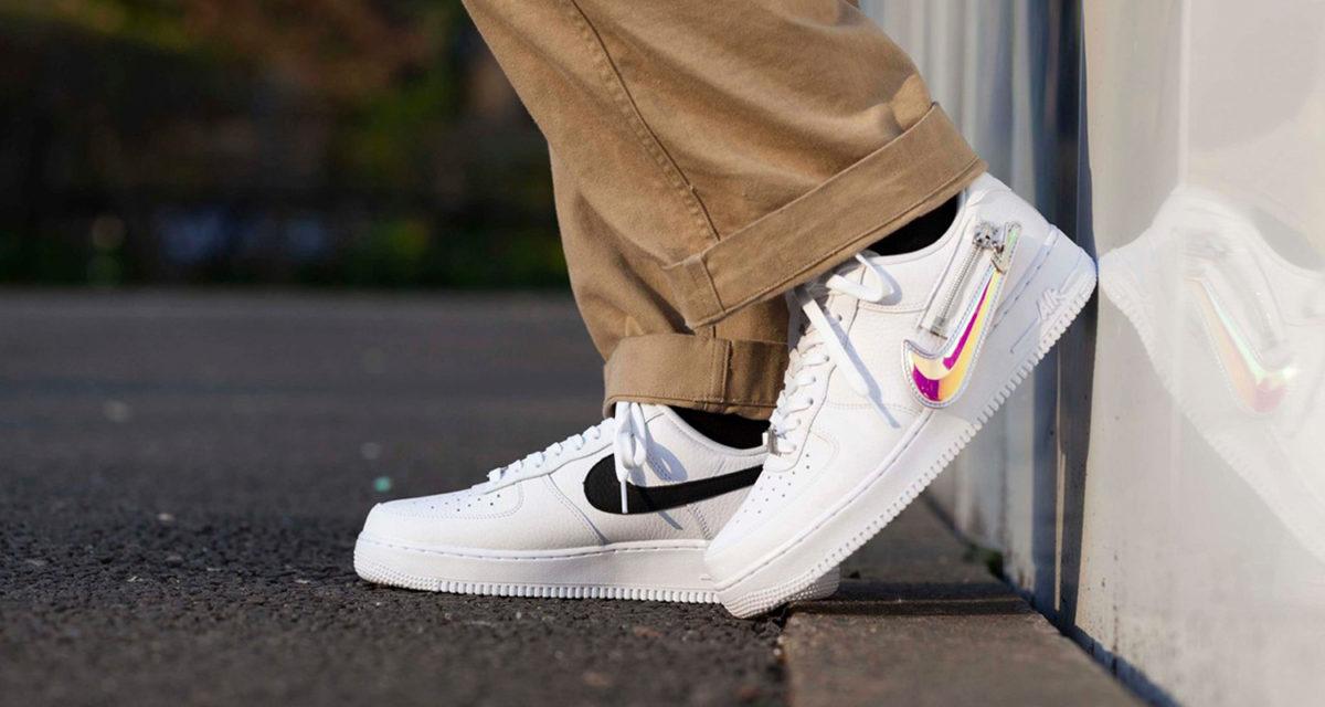 "Nike Air Force 1 '07 Premium ""Zip Swoosh"" Pack Release Date | Nice ..."