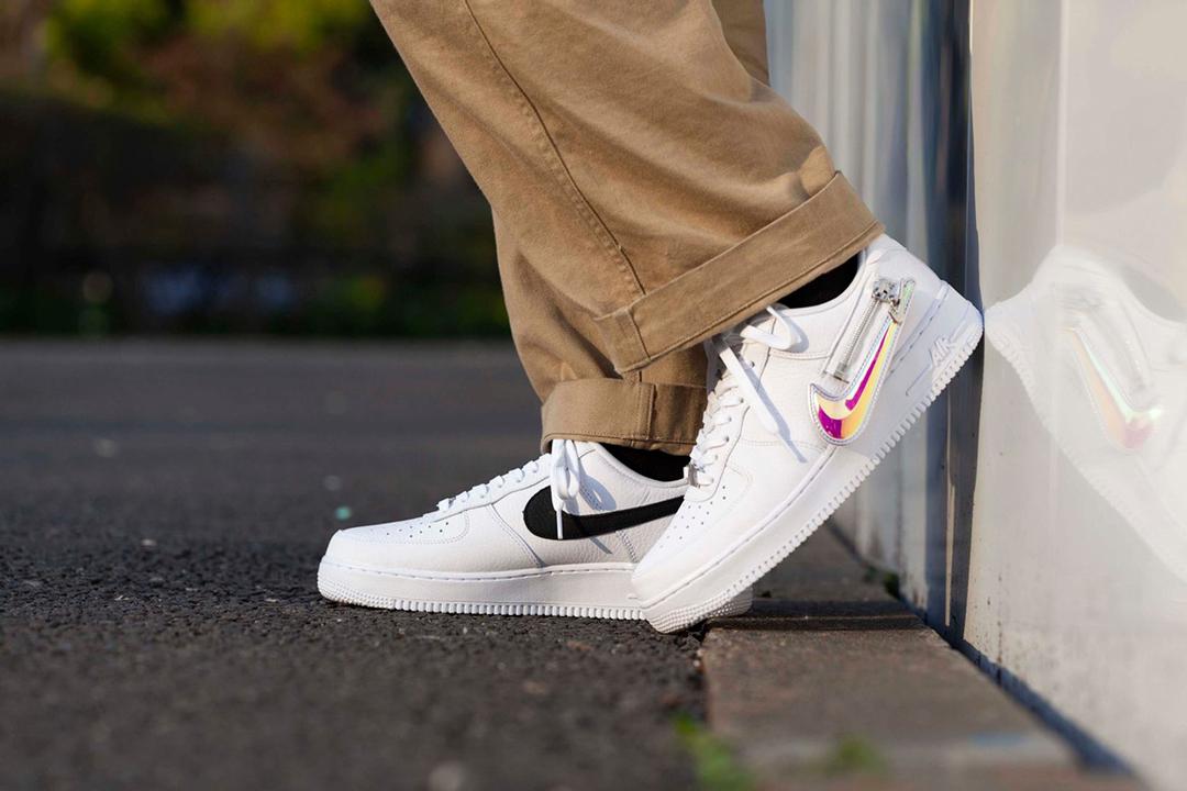 """Nike Air Force 1 '07 Premium """"Zip"""