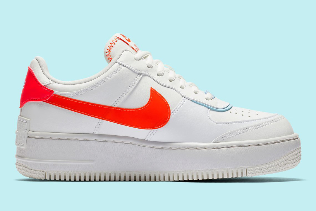 Nike Air Force 1 Shadow Team Orange Cq9503 100 Release Date Nice Kicks There are 11555 nike air force 1 for sale on etsy, and they cost $167.09 on. nike air force 1 shadow team orange