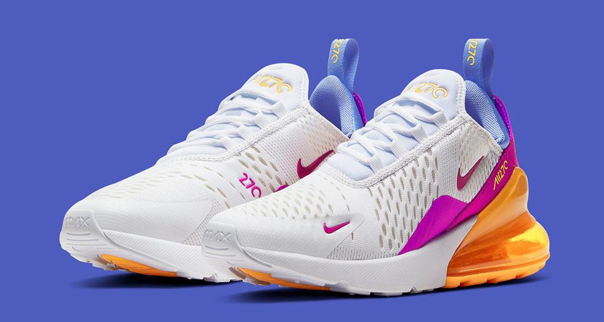 "Artista marsupio vendetta  Nike Air Max 270 ""Easter"" CZ9275-100 Release Date | Nice Kicks"