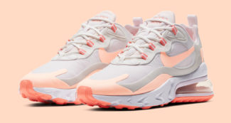 """The Nike Air Max 270 React Is Easter-Ready in """"Crimson Tint"""""""