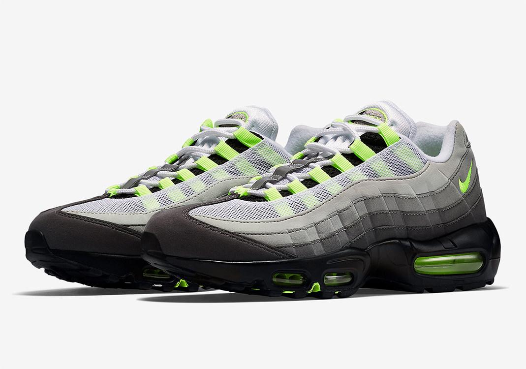 Nike Air Max 95 Og Neon Ct1689 001 Release Date Nice Kicks