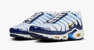 """Nike Air Max Plus """"Chargers"""" CT1094-100"""