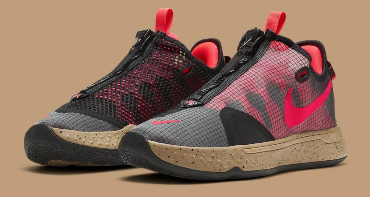 "Mejor veterano Mirar furtivamente  Nike PG 4 ""PCG"" CZ2240-900 Release Date | Nice Kicks"