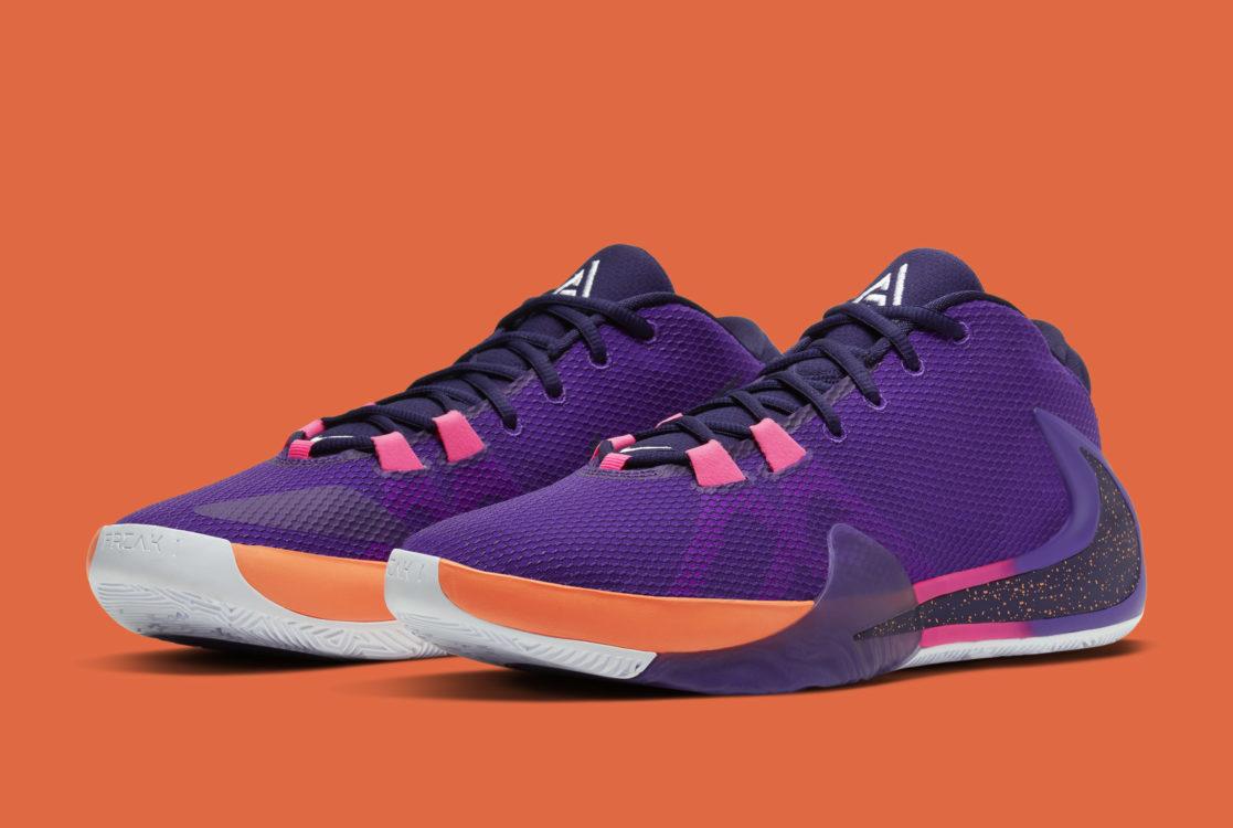 alto Molde soltero  Nike Zoom Freak 1
