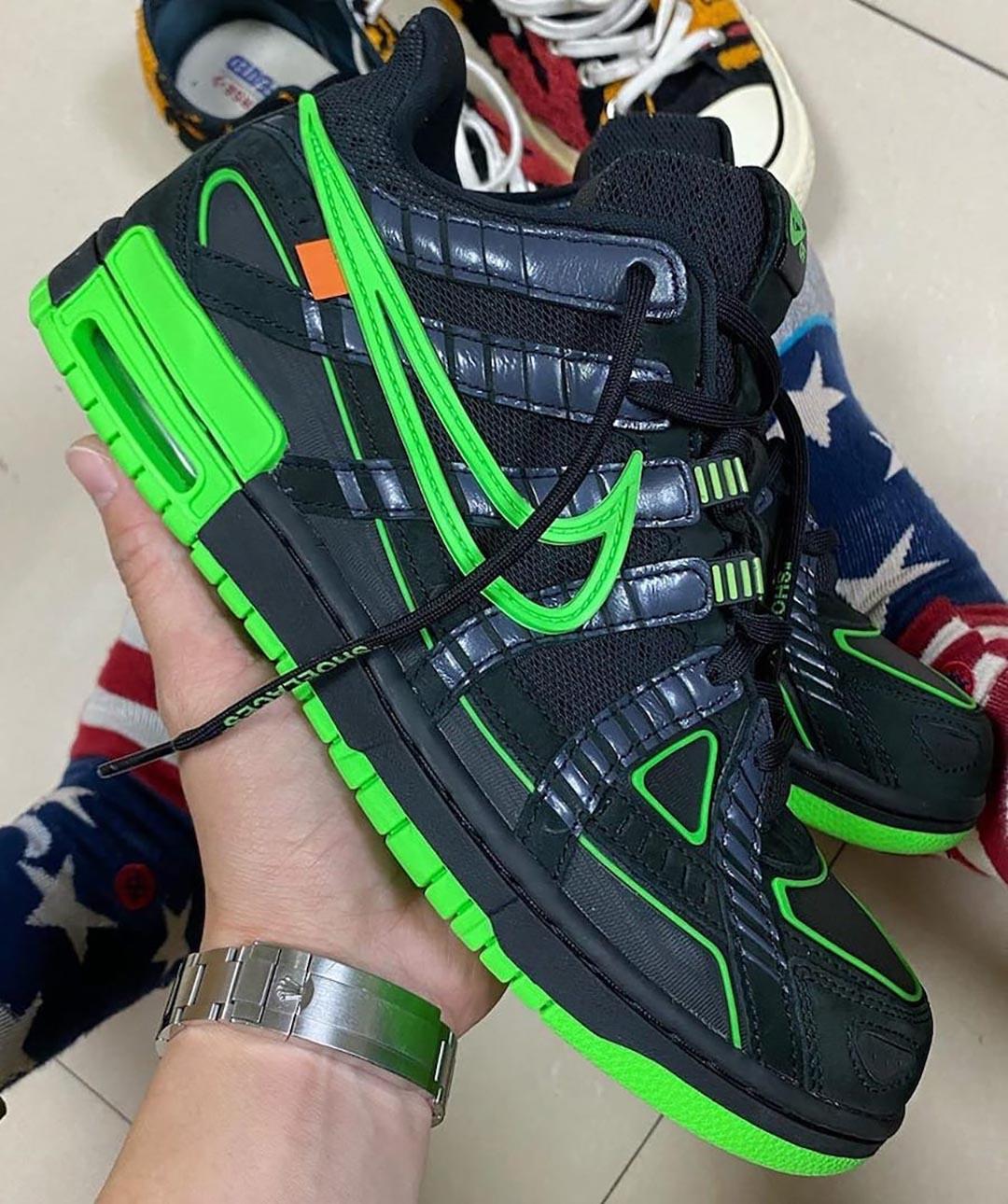 off-white-nike-air-rubber-dunk-green-strike-CU6015-001-Release-Date-06