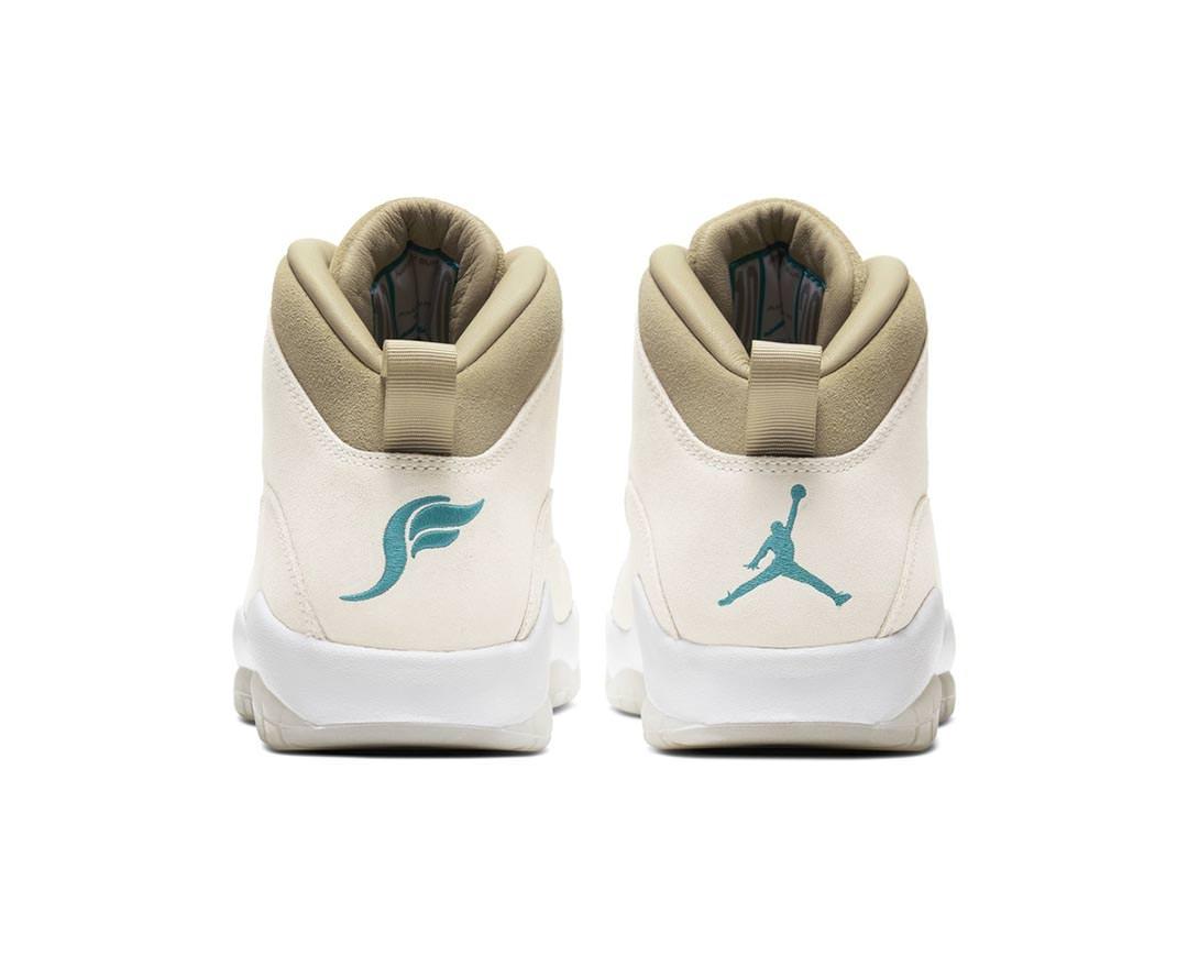 SoleFly x Air Jordan 10 Retro '10th Anniversary'