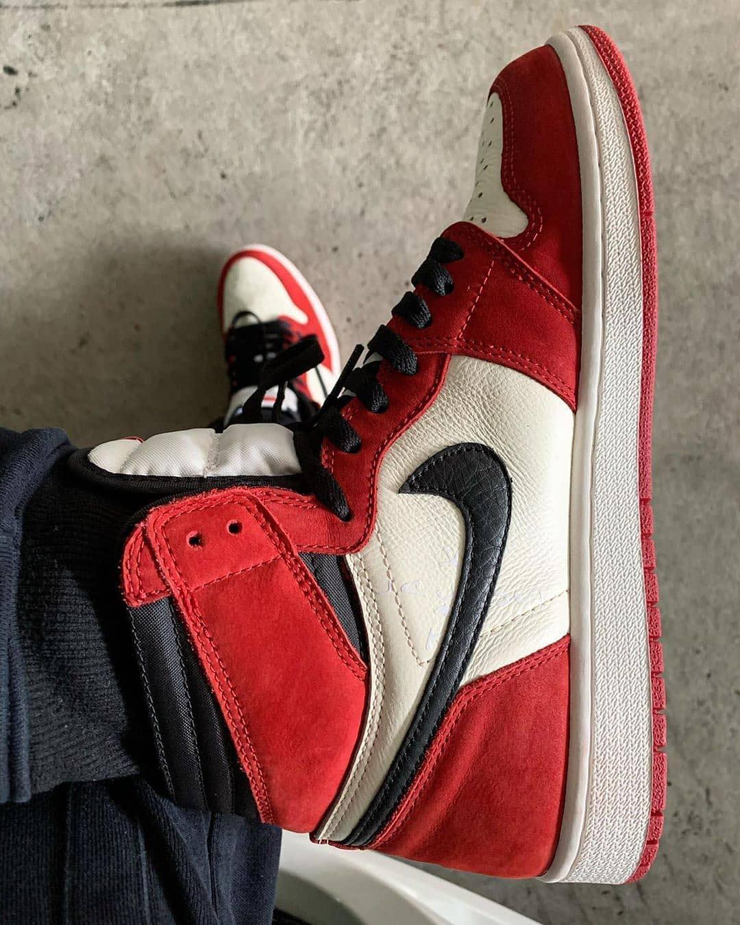 Air Jordan 1 Collaborations