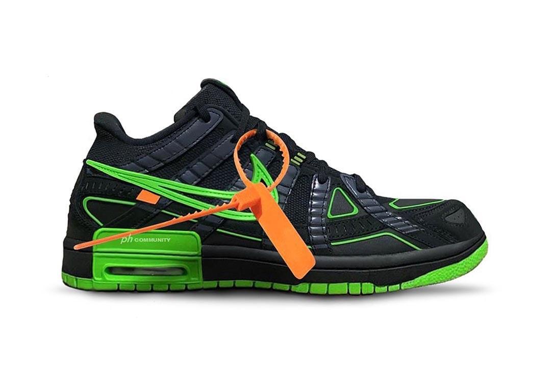 virgil-abloh-off-white-nike-air-rubber-dunk-green-strike-CU6015-001-Release-Date-01