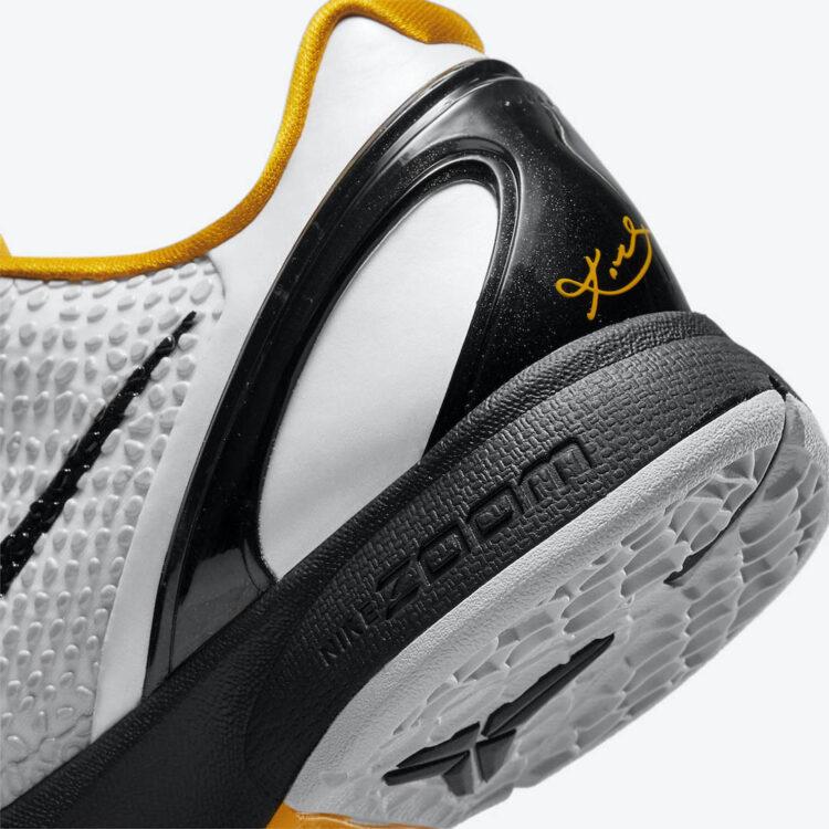 """Nike Zoom Kobe 6 Protro """"Pop"""" CW2190-100"""