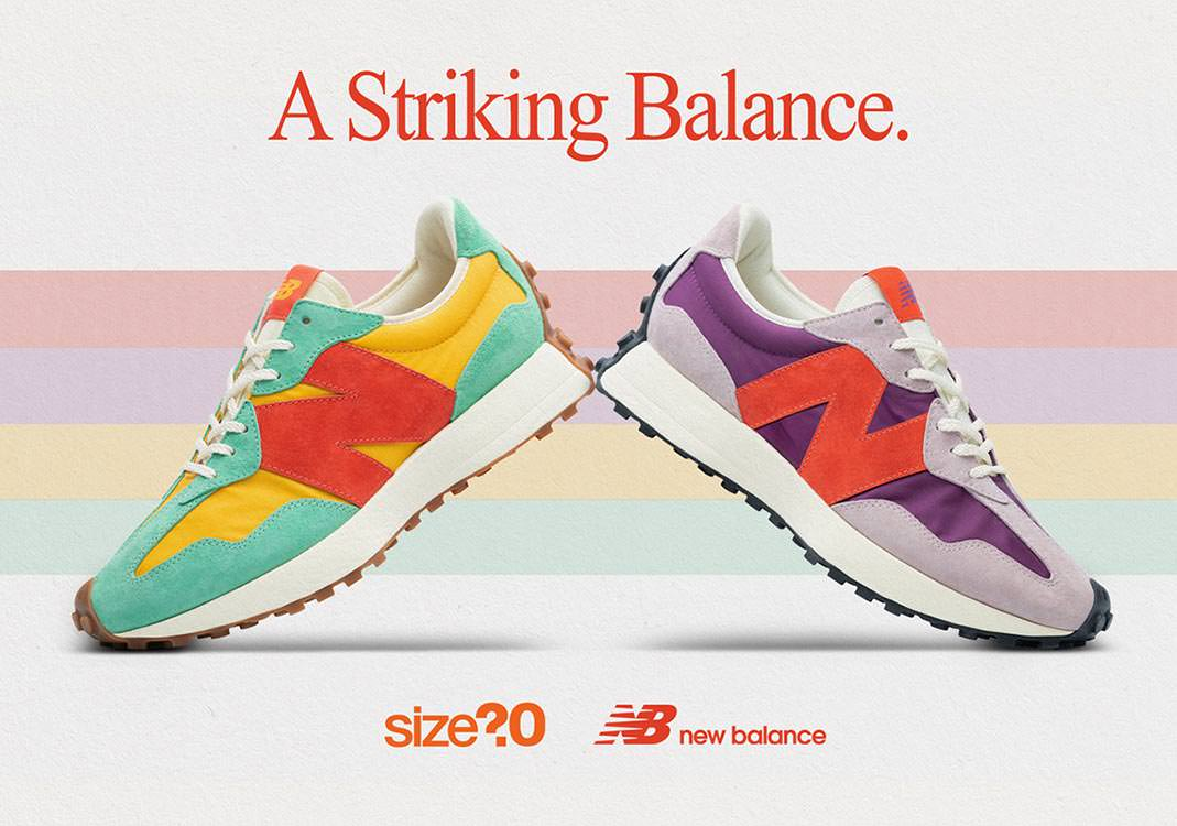 new balance size 1