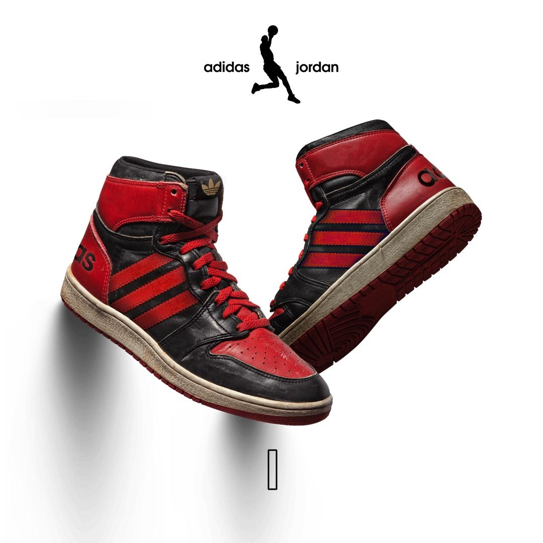 modesto Seguire pubblicizzare  This adidas Jordan Line Reimagines Michael Jordan's Sneaker Legacy | Nice  Kicks
