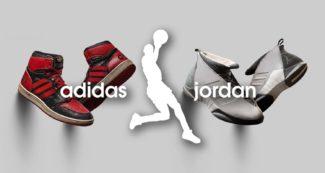 This adidas Jordan Line Reimagines Michael Jordan's Sneaker Legacy