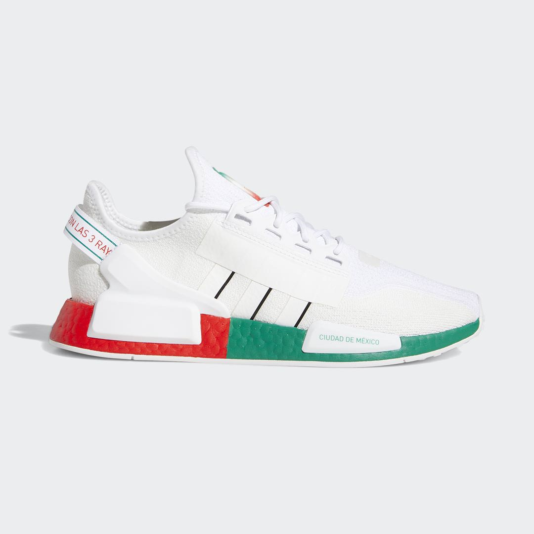 Adidas Nmd R1 United By Sneakers Collection Release Date Nice
