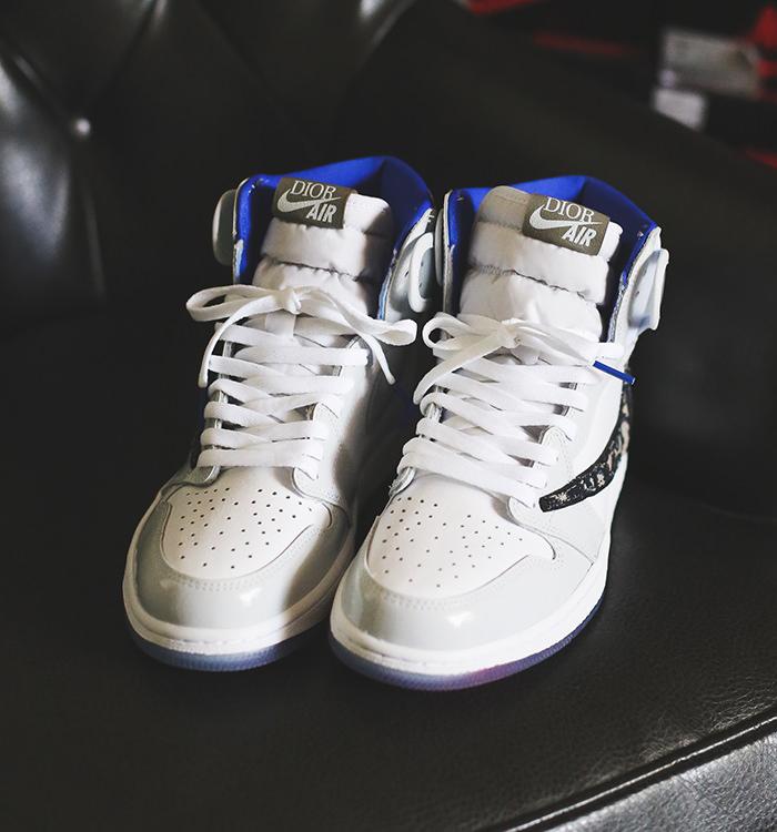 Custom Dior X Travis Scott X Air Jordan 1 Is All The Hype